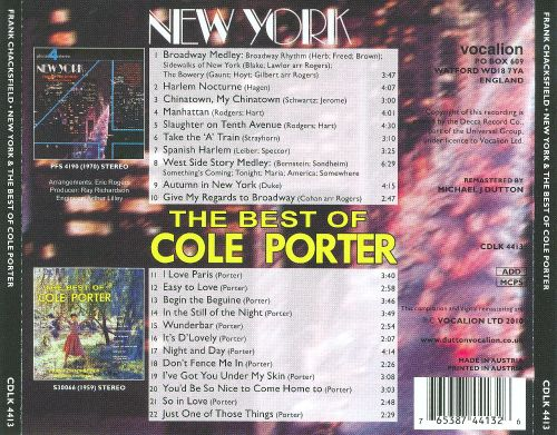 New York/The Best of Cole Porter