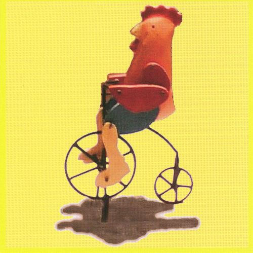 Chicken on a Bicycle