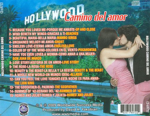 Hollywood: Camino del Amor