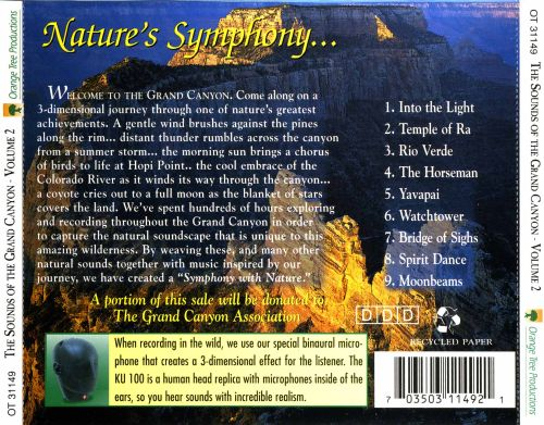 The Sound of the Grand Canyon, Vol. 2