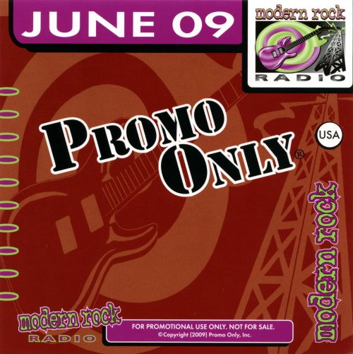 Promo Only: Modern Rock Radio (June 2009)