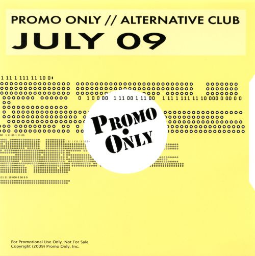 Promo Only: Alternative Club (July 2009)