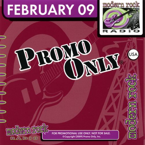Promo Only: Modern Rock Radio (February 2009)