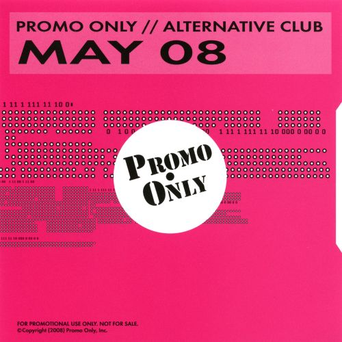 Promo Only: Alternative Club (May 2008)