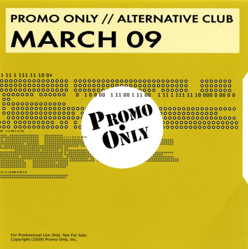 Promo Only: Alternative Club (March 2009)