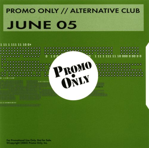 Promo Only: Alternative Club (June 2005)