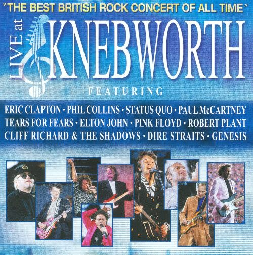 Live at Knebworth
