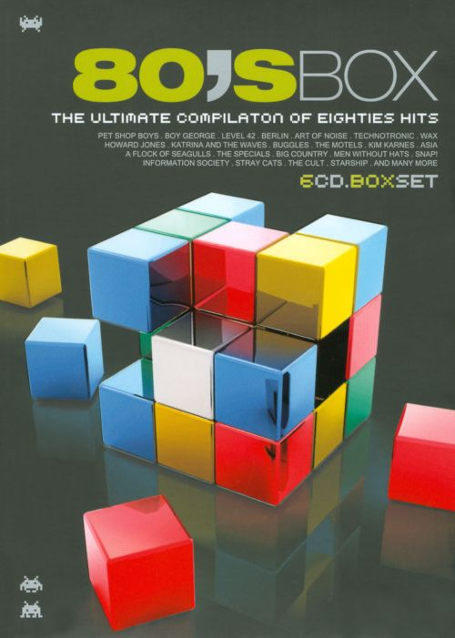 80's Box: The Ultimate Compilation Of Eighties Hits