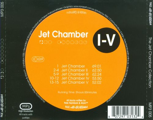 The Jet Chamber Collection