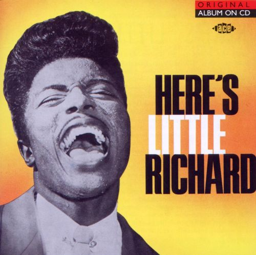 Here's Little Richard [Ace]