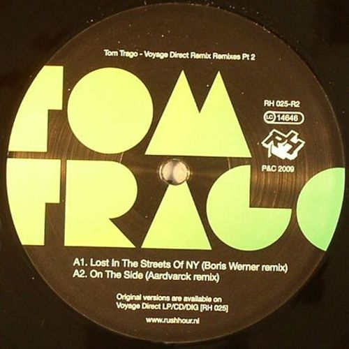 Voyage Direct Remixes Part 2 - Amsterdam Revisited