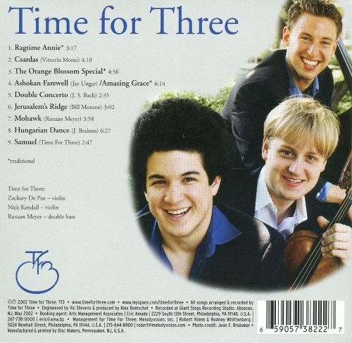 Time for Three [2005]