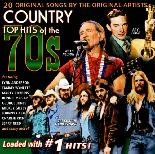 Country Top Hits Of The 70s