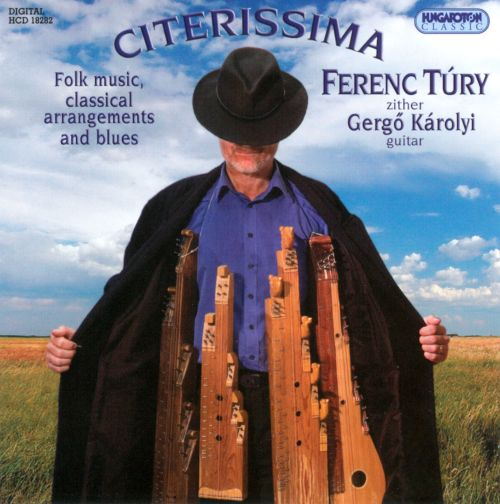 Citerissima: Folk Music, Classical Arrangements and Blues with Zither