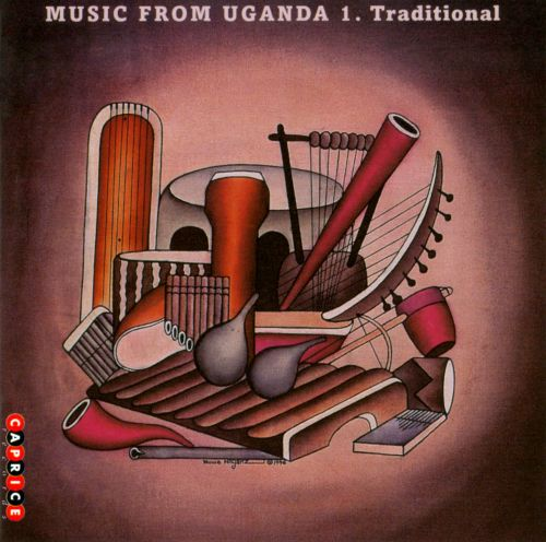Music From Uganda, Vol. 1: Traditional