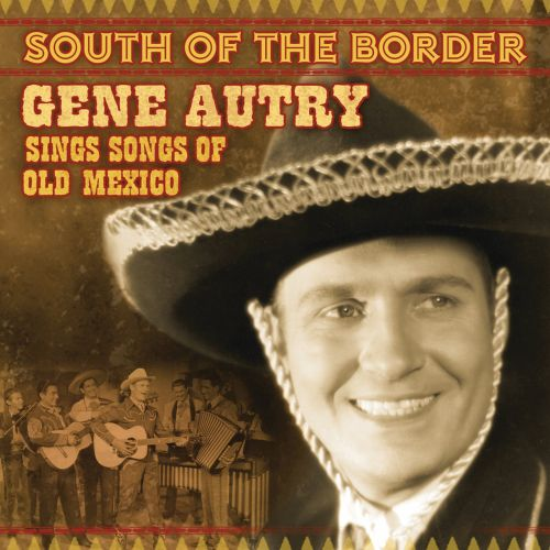 South of the Border: Songs of Old Mexico [Varese]