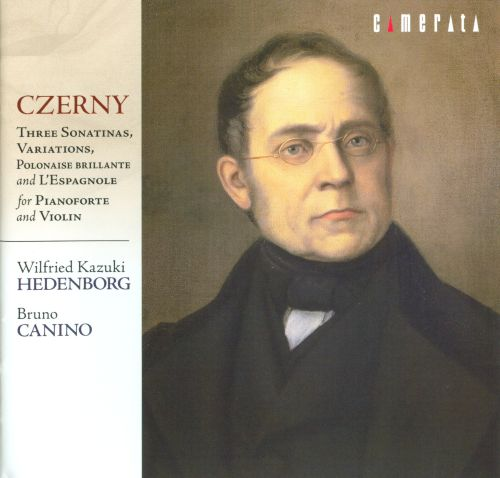 Czerny: Three Sonatinas for Pianoforte & Violin