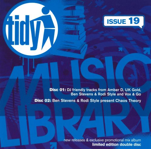 Tidy Music Library, Issue 19