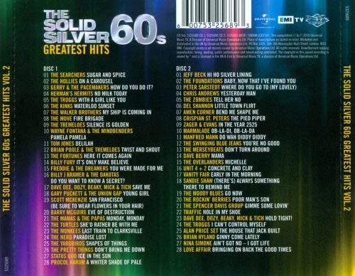 The Solid Silver 60s: Greatest Hits, Vol. 2