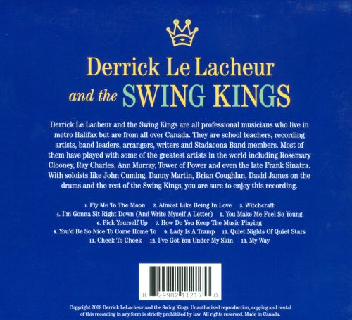 Derrick Le Lacheur And The Swing Kings