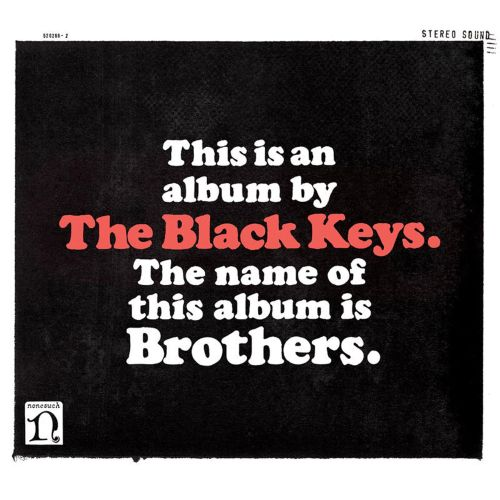 Black keys brothers album
