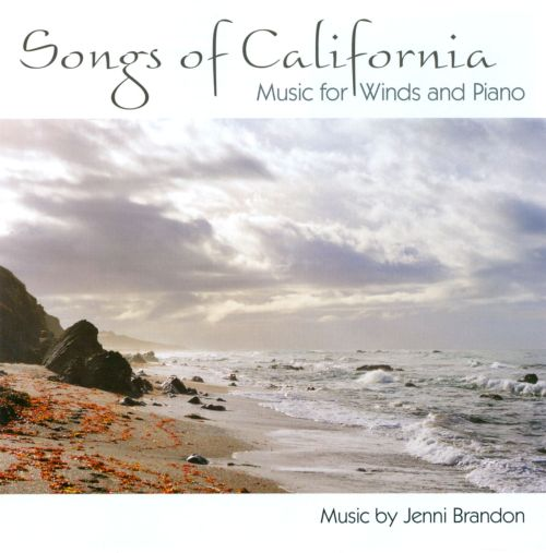 Jenni Brandon: Songs of California