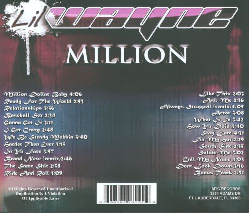 Million: The Mixtape