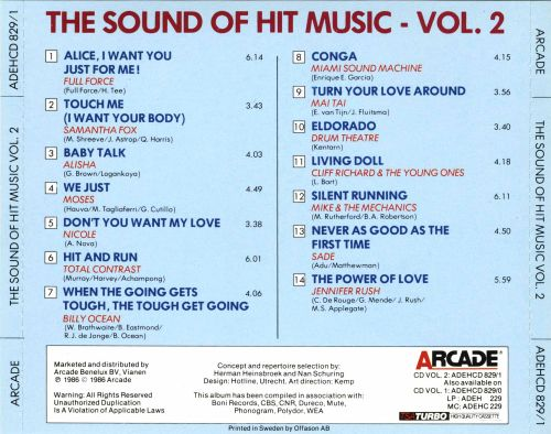 The  Sound of Hit Music, Vol. 2