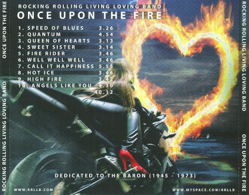 Once Upon The Fire
