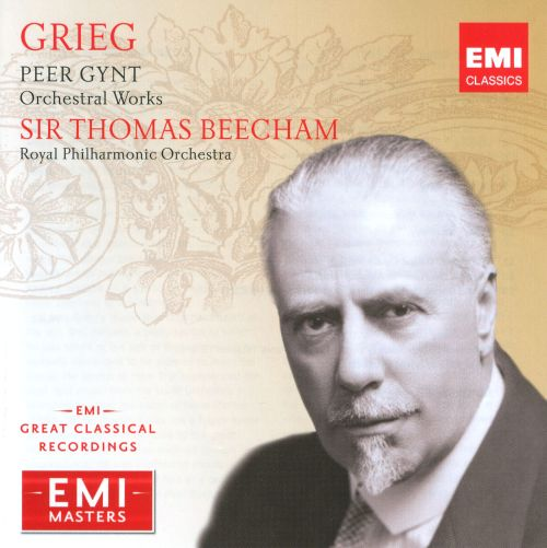 Grieg: Peer Gynt; Symphonic Dance No. 2; In Autumn; Old Norweigian Folksong with Variations