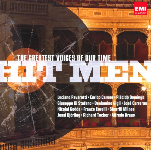 The Hit Men: The Greatest Voices of Our Time