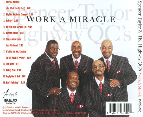 Work a Miracle