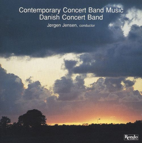 Contemporary Concert Band Music