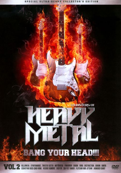 Monsters Of Heavy Metal: Bang Your Head!!!, Vol. 2