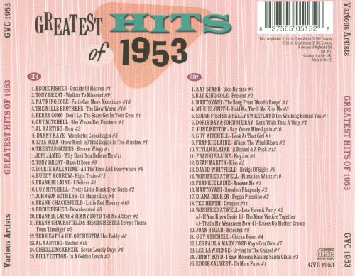 Greatest Hits of 1953