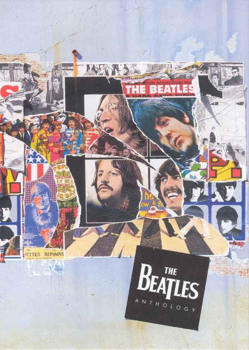 The Beatles Anthology [DVD/Video]