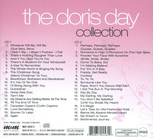 The Doris Day Collection