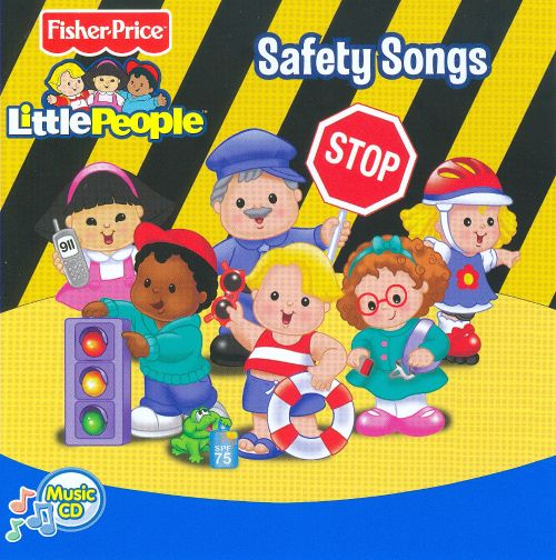 Little People: Safety Songs