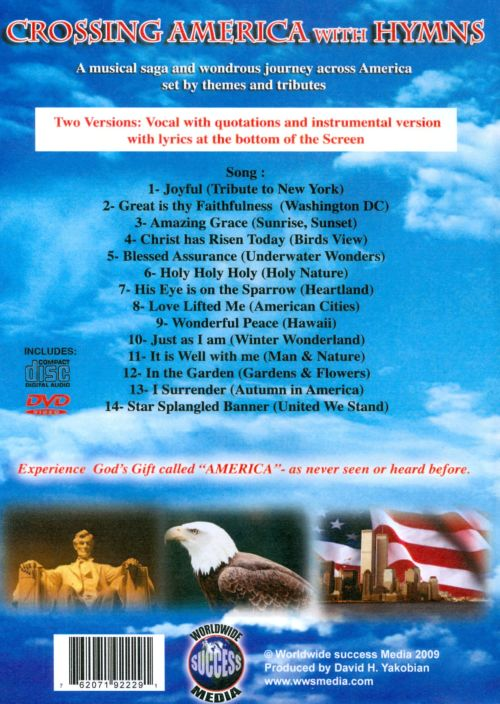 Crossing America With Hymns