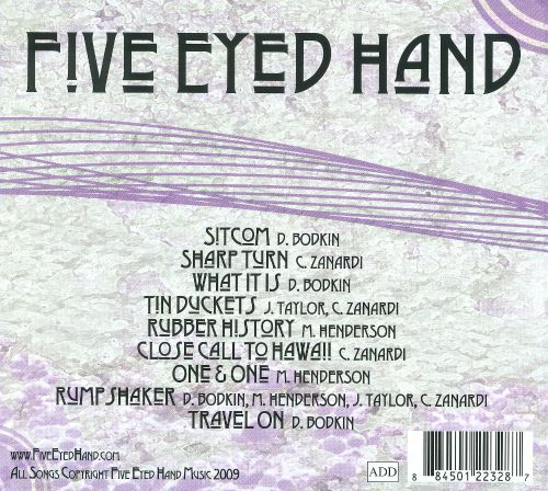 Five Eyed Hand