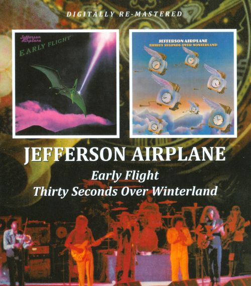 Early Flight/Thirty Seconds Over Winterland
