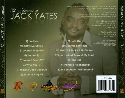 The  Journal of Jack Yates