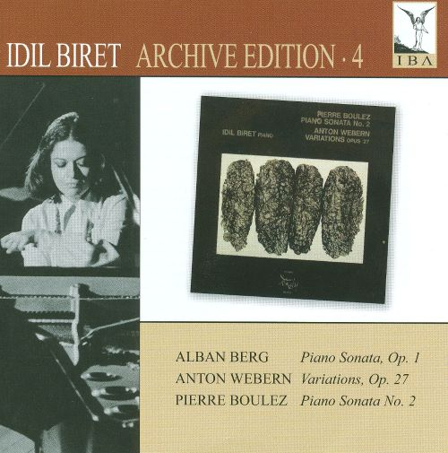Idil Biret Archive Edition, Vol. 4