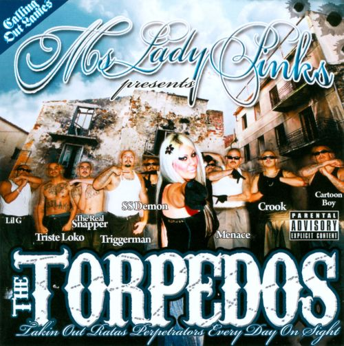 Ms. Lady Pinks Presents the Torpedos