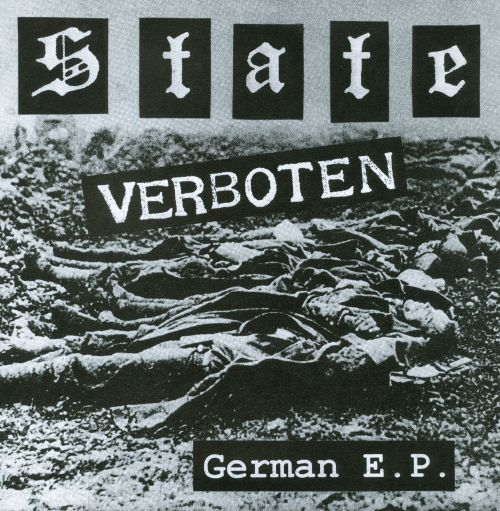 Verboten: German EP