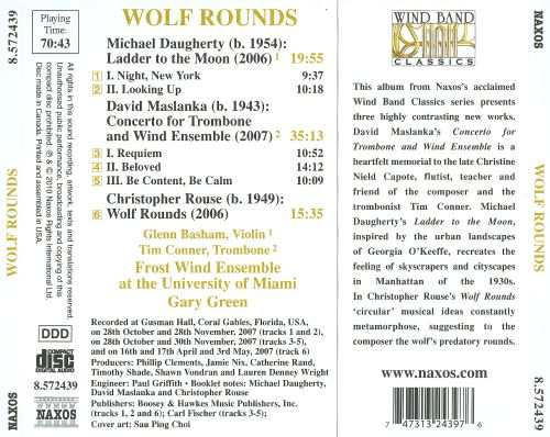 Wolf Rounds