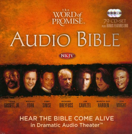 The Word Of Promise: Audio Bible
