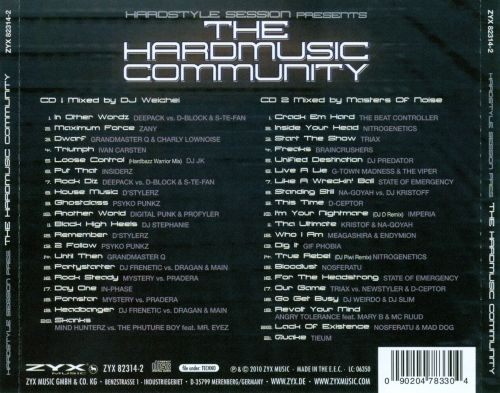 The Hardmusic Community