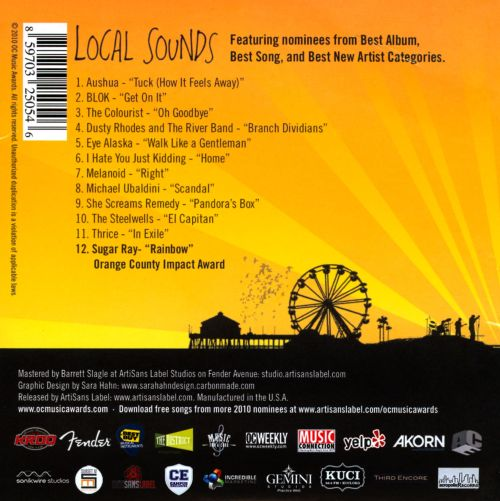2010 Music Awards: Local Sounds