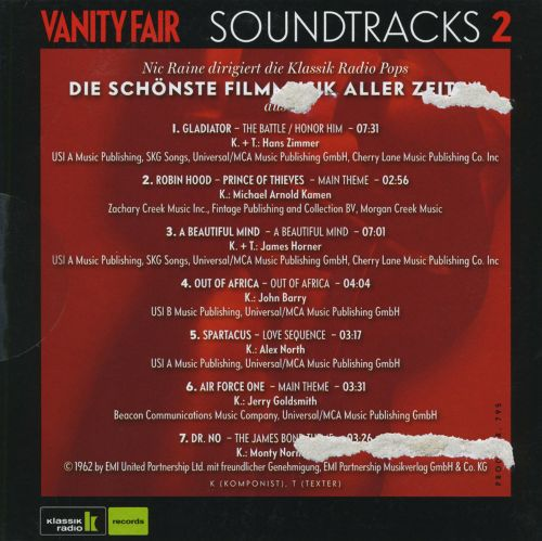 Soundtracks, Vol. 2